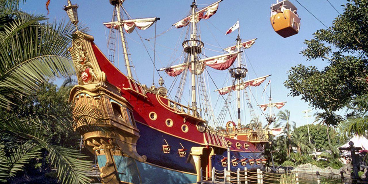 RECIPE: Tuna Burgers from Captain Hook's Galley at Disneyland