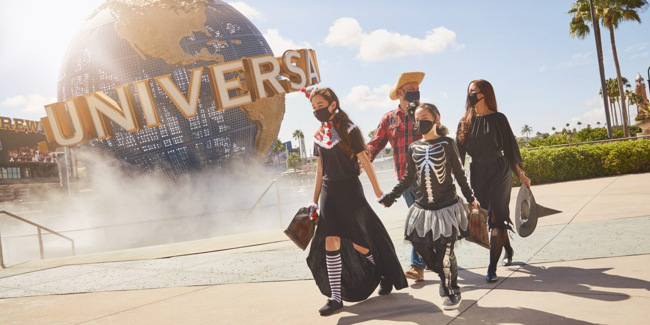 Universal Orlando Resort bringing Halloween fun with two haunted houses, trick-or-treating and more