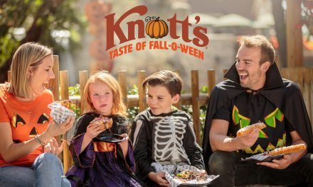 New KNOTT'S TASTE OF FALL-O-WEEN will bring spirited seasonal fun with new food items, trick-or-treating