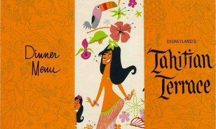 BOWERS FUNDRAISER: Cook like Marcy, Eat Like Walt! Disneyland's Tahitian Terrace virtual throwback cook-along