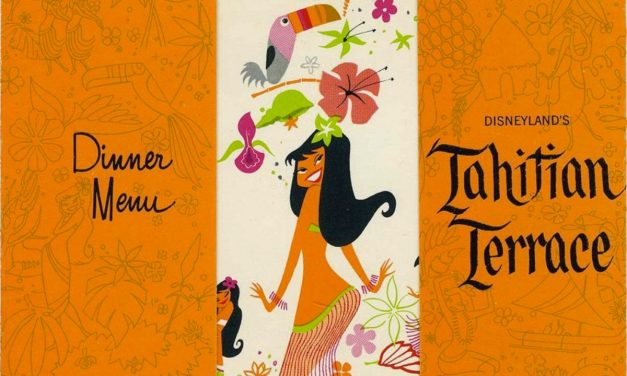 BOWERS FUNDRAISER: Cook like Marcy, Eat Like Walt! Disneyland's Tahitian Terrace virtual throwback cook-along