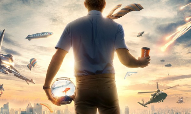 FREE GUY drops new trailer, poster for 20th Century Studios new Ryan Reynolds comedy