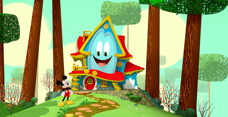 New MICKEY MOUSE FUNHOUSE animated series in production for 2021 debut on Disney Junior