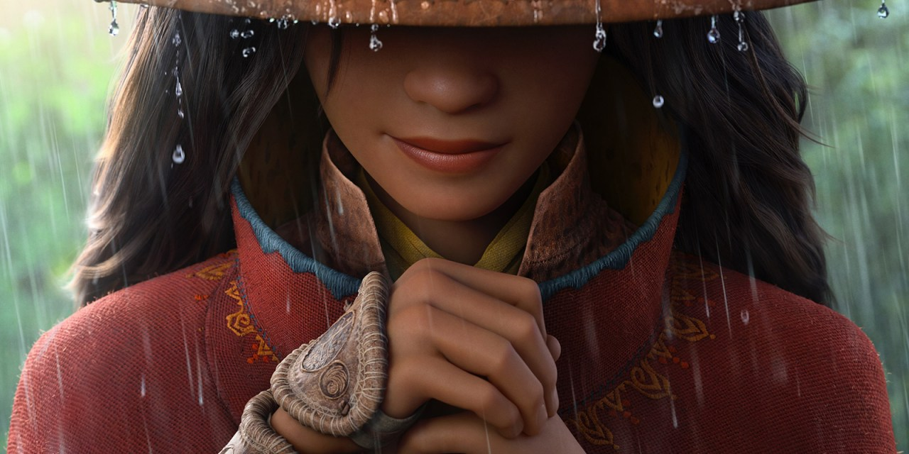 New poster teases trailer reveal for Disney Animation's RAYA AND THE LAST DRAGON