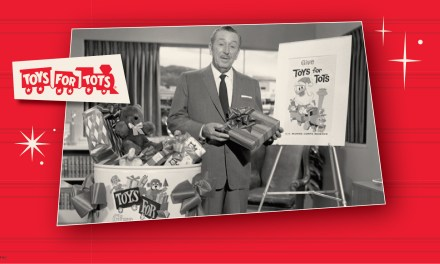 Neil Patrick Harris helps kickoff 2020 Disney / Toys for Tots campaign