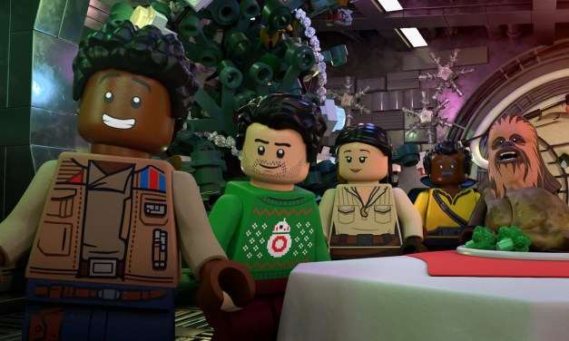 Trailer, poster launched for upcoming THE LEGO STAR WARS HOLIDAY SPECIAL, #DisneyPlus