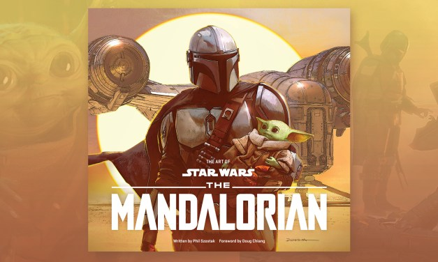 REVIEW: For your coffee table or as a gift, THE ART OF STAR WARS: THE MANDALORIAN does not disappoint!