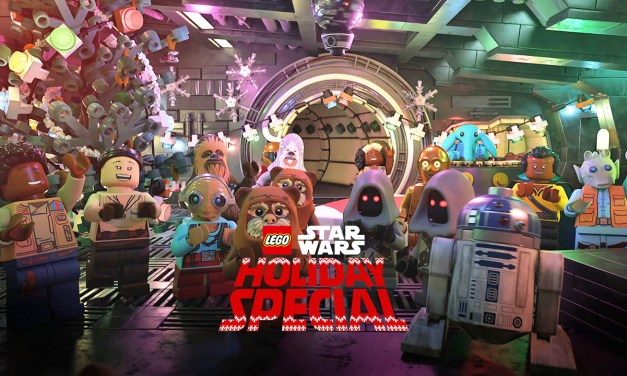 REVIEW: Uproarious THE LEGO STAR WARS HOLIDAY SPECIALis the comedic balm we need this season
