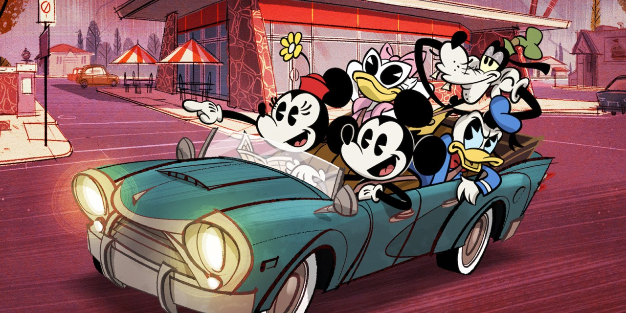 REVIEW: New WONDERFUL WORLD OF MICKEY MOUSE series debuts with zany hijinks, awesome Disney nods on #DisneyPlus!