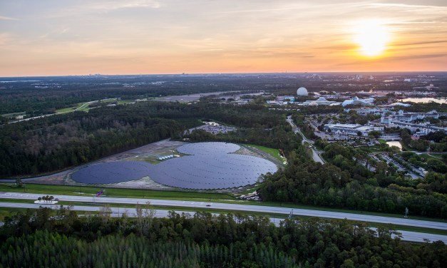 The Walt Disney Company commits to environmental goals for 2030