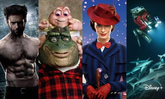 WHAT'S NEW (January 2021) – More movies, series, seasons, and original programming coming to #DisneyPlus