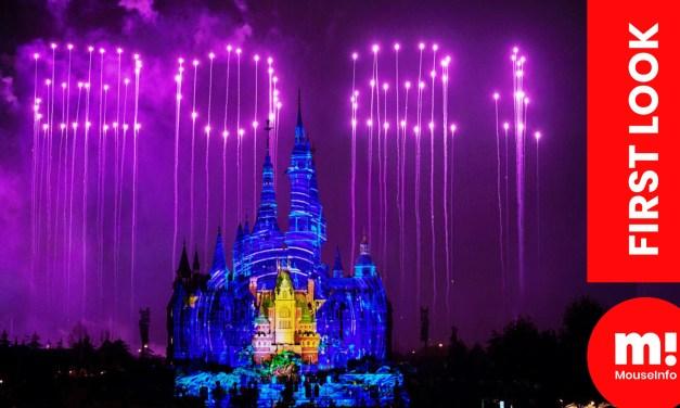 Shanghai Disney Resort rings in 2021 with peek at 5th Anniversary
