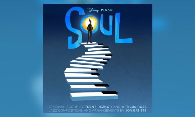 Disney-Pixar SOUL soundtrack embraces jazz, ethereal sounds; available Dec. 18, 2020