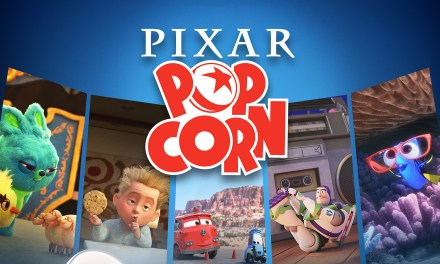 FIRST LOOK: PIXAR POPCORN bringing 10 bite-sized stories Jan. 22, 2021 to #DisneyPlus