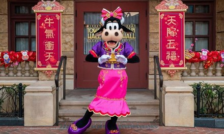 "Shanghai Disney Resort to celebrate ""A Spring Festival Spectacular"" for 2021 Year of the Ox"