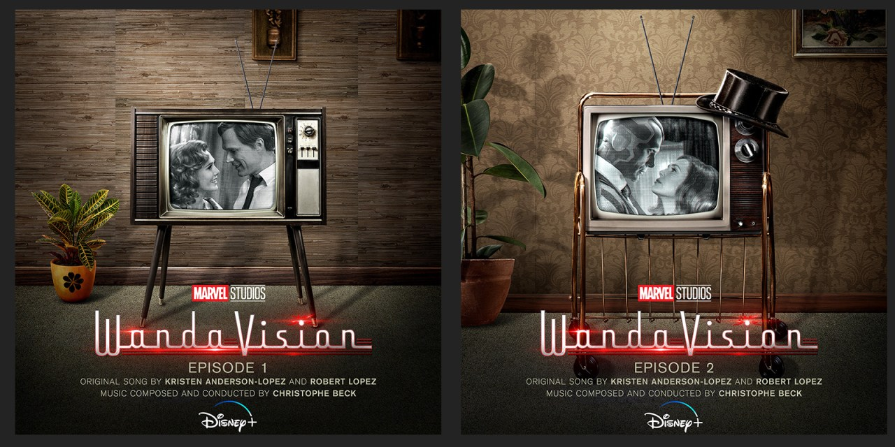 WandaVision will release episodic soundtracks as the episodes release – #DisneyPlus
