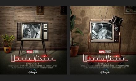 WandaVision will release episodic soundtracks as the episodes release – #DisneyPlus