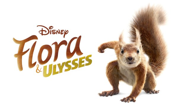 FIRST LOOK: Upcoming FLORA & ULYSSES set for Feb 19. release on #DisneyPlus