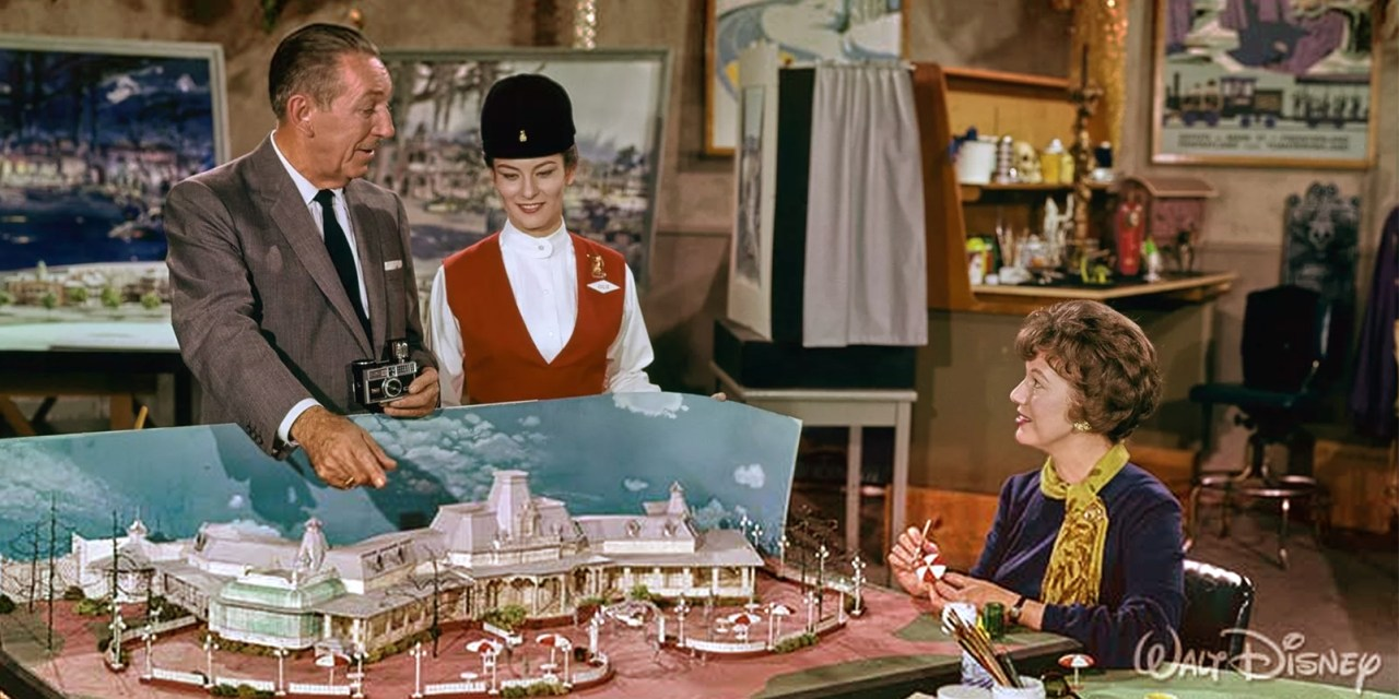 WDFM: 'Crafting Disneyland Magic: The Life of Harriet Burns'