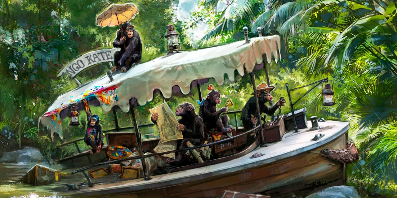 BREAKDOWN: A look at the JUNGLE CRUISE enhancements coming to Disneyland, Disney World