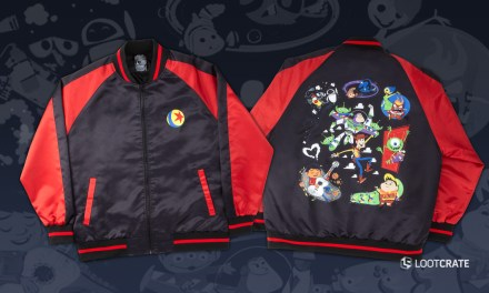 Pixar X Loot Crate limited edition series unveils exclusive licensed jacket design