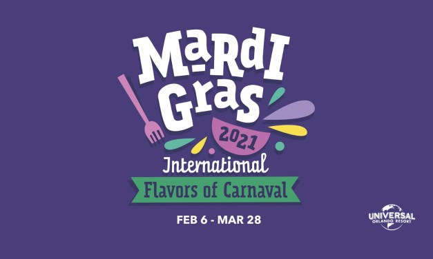 Universal Orlando 'Mardi Gras 2021: International Flavors of Carnaval' food festival announced