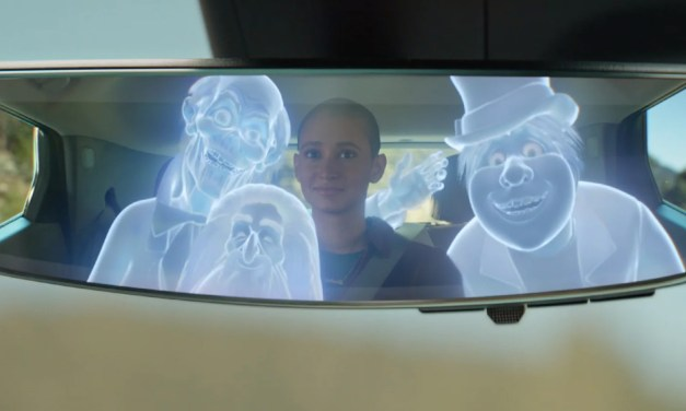 WATCH: Walt Disney World's Hitchhiking Ghosts tease upcoming Chevrolet electric vehicles