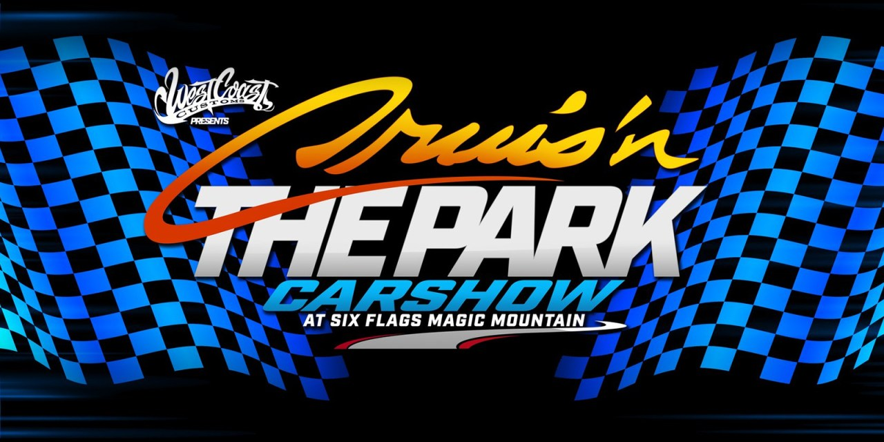 Six Flags Magic Mountain keeps rolling with new West Coast Customs drive-through event