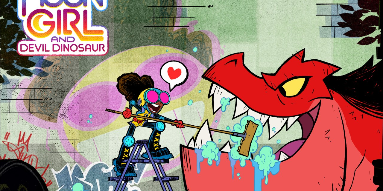MOON GIRL AND THE DEVIL DINOSAUR brings Diamond White, Alfre Woodard and more to Disney Channel