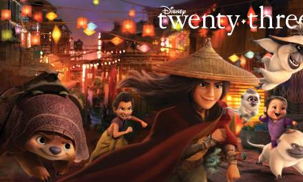 SPRING 2021 issue of 'Disney twenty-three' magazine covers RAYA, features Muppets, FALCON, and more