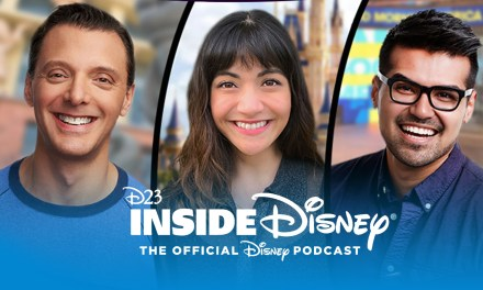 LISTEN: New D23 INSIDE DISNEY episode announces new host, dishes with Alyson Hannigan, and more!