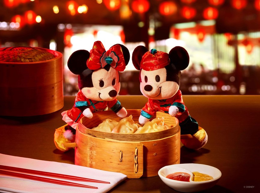 Disney's global Lunar New Year merch launch celebrates 'Year of the Ox'