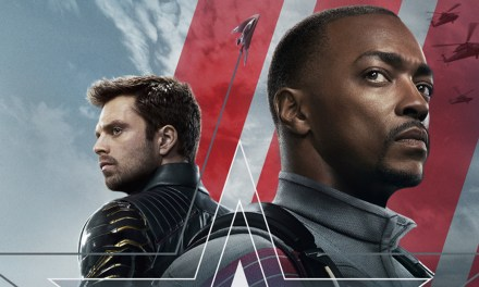 FINALLY! A look at THE FALCON AND THE WINTER SOLDIER coming Mar. 19 to #DisneyPlus