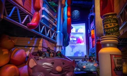 EPCOT 'Remy's Ratatouille Adventure' attraction, La Crêperie de Paris restaurant to open Oct. 1, 2021