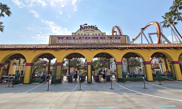 Knott's Berry Farm confirms grand reopening for May 21, 2021!