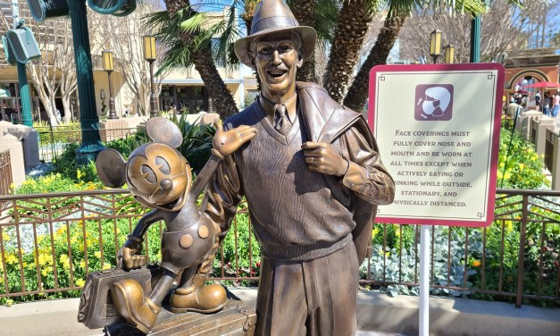 PICTORIAL: Disneyland Resort prepares for A TOUCH OF DISNEY as merch options continue to expand