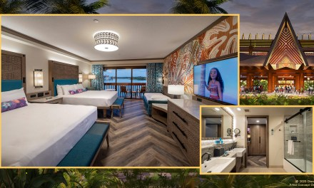 Disney offers peek at MOANA-infused refresh of Disney's Polynesian Village Resort