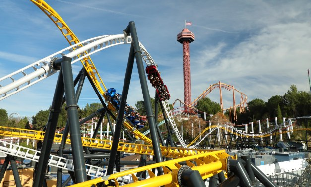 SIX FLAGS MAGIC MOUNTAIN confirms general public reopening Apr. 3, previews Apr. 1-2