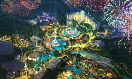 Construction resuming on new UNIVERSAL'S EPIC UNIVERSE theme park and entertainment complex