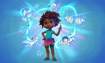 Prehistoric-set EUREKA! brings inventive new heroine to Disney Junior series