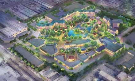 DisneylandForward: A second shopping district? New hotels? A closer look at the concept art!