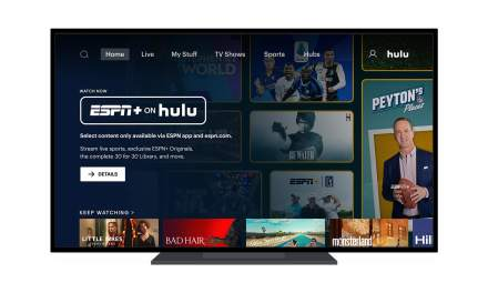 'ESPN+ on Hulu' service now available as $5.99/mo. add-on or as part of The Disney Bundle