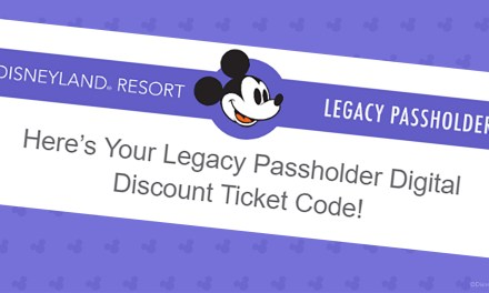 STEP BY STEP: How to enable Legacy Passholder 'digital discount ticket' in the Disneyland app