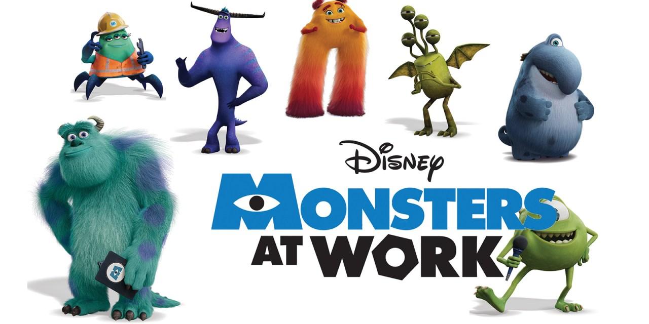 MONSTERS AT WORK confirms July 2 debut; Mindy Kaling, Bonnie Hunt join impressive ensemble – #DisneyPlus