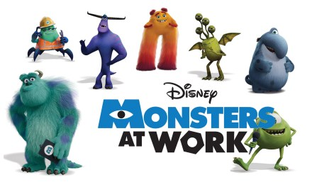 MONSTERS AT WORK confirms July 2 debut; Mindy Kaling, Bonnie Hunt join impressive ensemble – #DisneyPlus