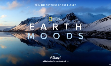 Find more zen with National Geographic's EARTH MOODS on #DisneyPlus