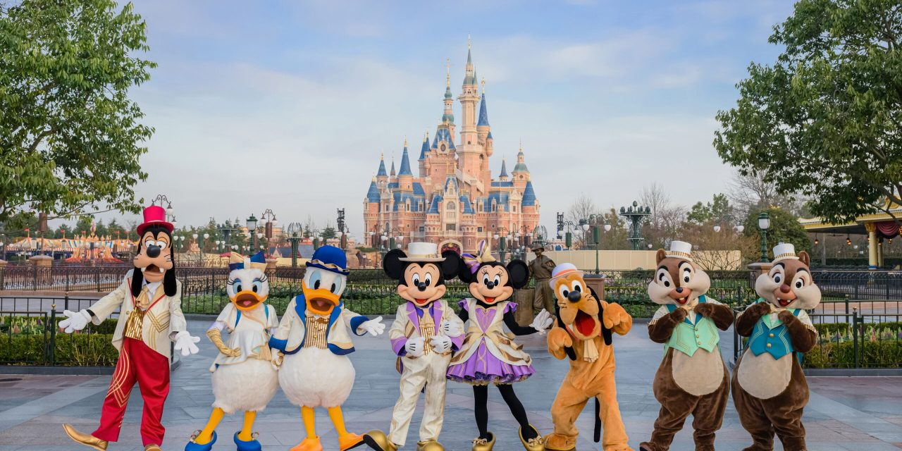 PHOTOS: Shanghai Disney unveils even more details for upcoming 5th anniversary
