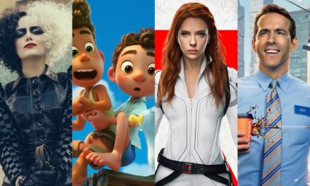 LUCA skipping theaters, CRUELLA, BLACK WIDOW hybrid theatrical/Disney+ releases; other titles get new dates