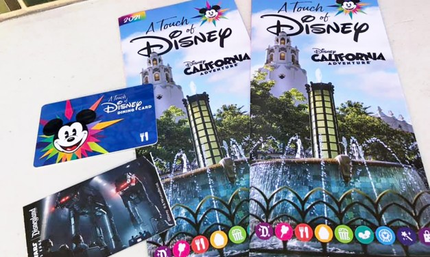 PICTORIAL: A taste of A TOUCH OF DISNEY (and what to know if you're going!)