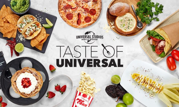 A TASTE OF UNIVERSAL event bringing back Upper Lot dining and shopping experiences starting at $44